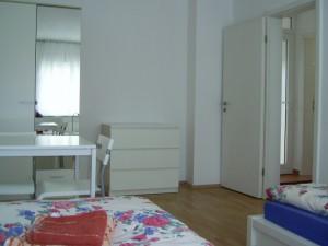 Wohnzimmer - Ferienwohnung Unterhausen