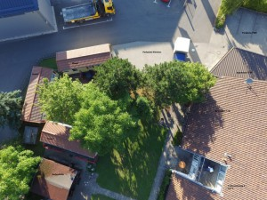 Luftbild -Ferienwohnung Reutlingen